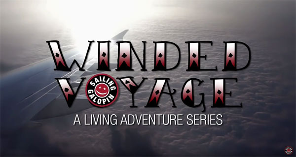 Winded Voyage Season 1 Trailer
