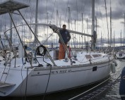 Sailor Alex testing life aboard S/V Galloping
