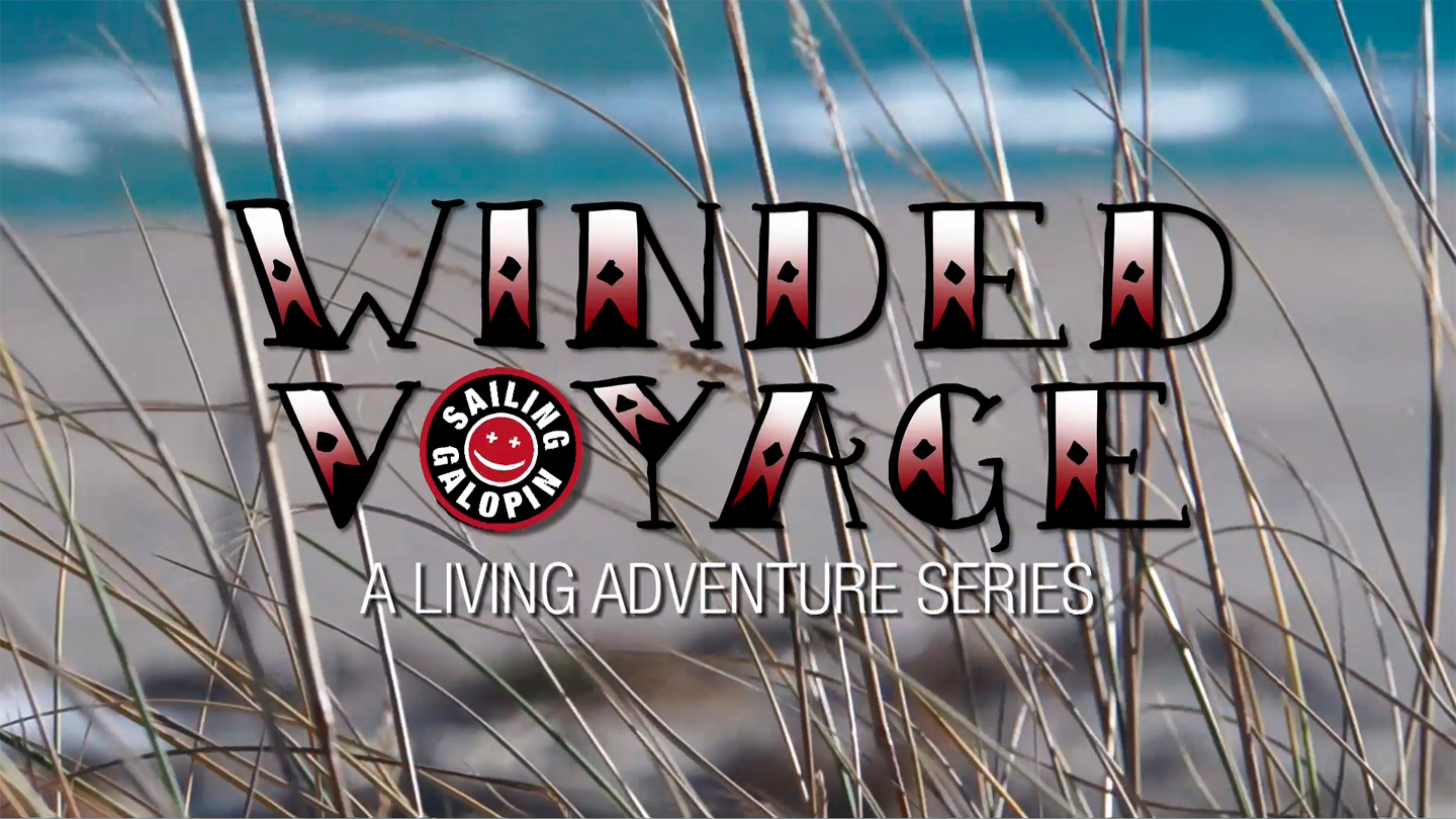Winded Voyage Episode 4 getting Sun Fizzed