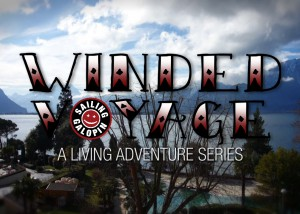 Winded Voyage Episode 8, Loosening The Lines