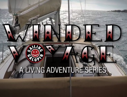 Episode 20 | Sailing 45knt Gales in Catalonia