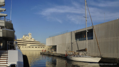 galopin and superyacht Dillar