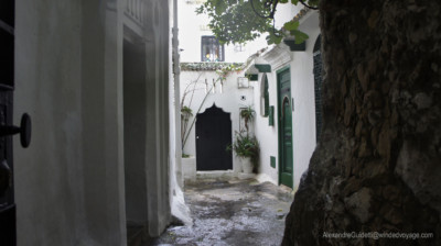 Tangier private entry