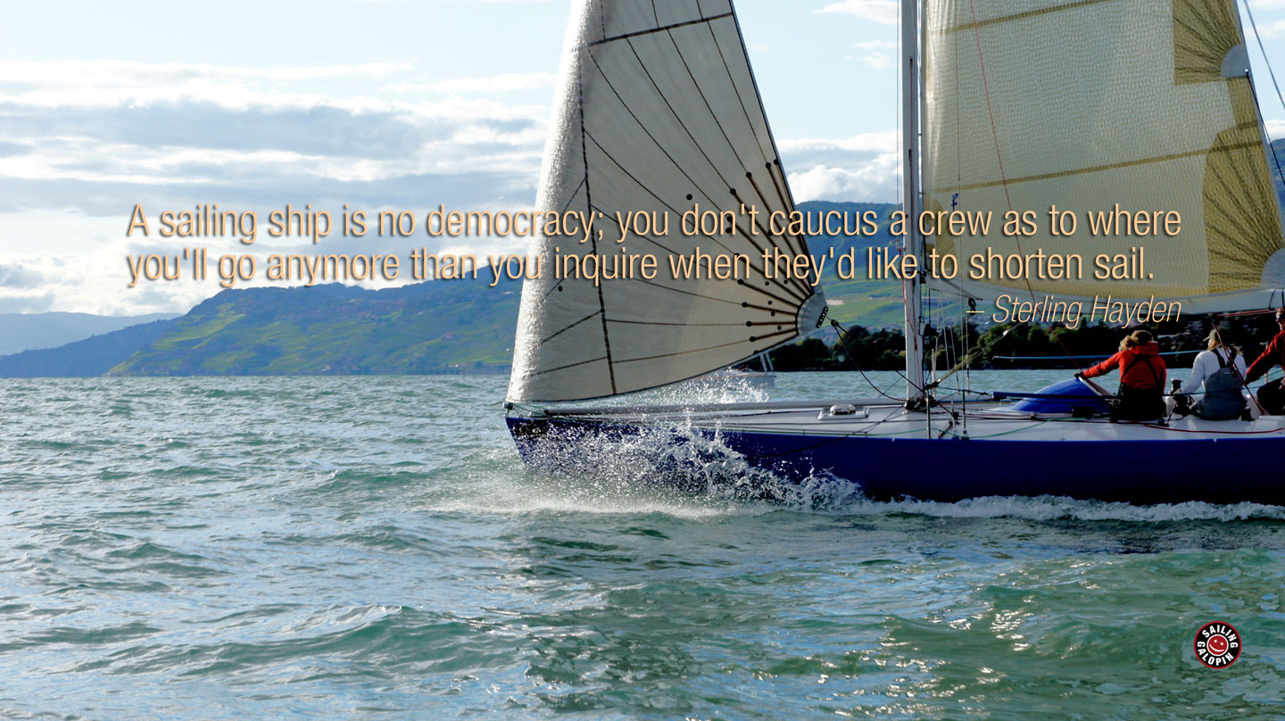 Sailing Picture Quotes: Famous Sailing Quotes In Pictures
