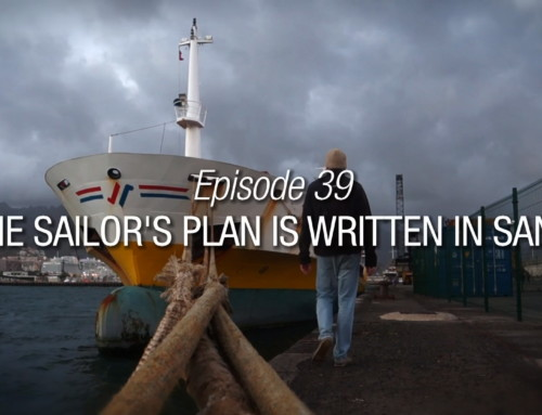 Episode 39 | The Sailor's Plans Are Written In Sand
