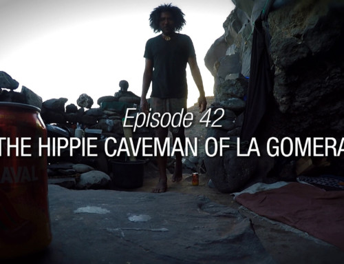 Episode 43 | The Hippie Caveman Of La Gomera