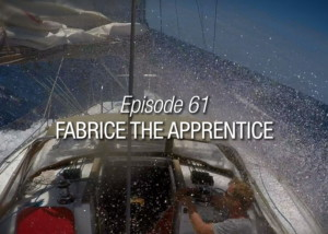 Fabrice the apprentice sailor