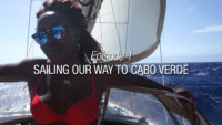 Sailing Our Way To Cabo Verde Africa