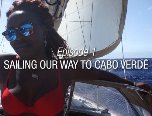 Episode 1 | Sailing Our Way To Cabo Verde Africa