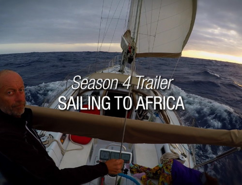 Trailer Sailing To Africa