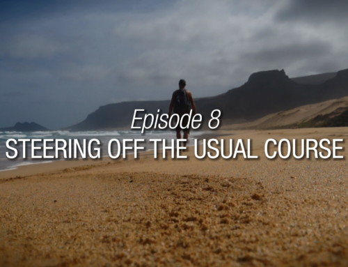 Episode 8 | Steering Off The Usual Course