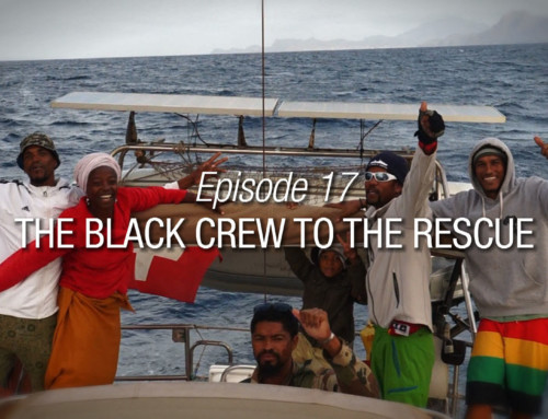 Episode 17 | The Black Crew To The Rescue