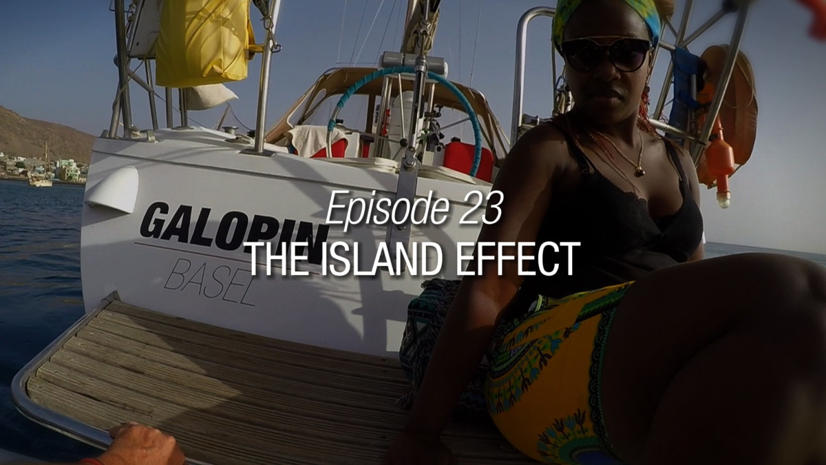 The Island Effect