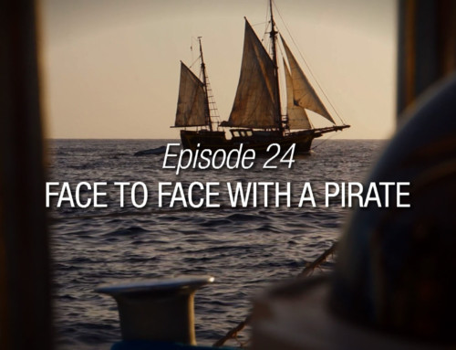 Episode 25 | Face To Face Encounter With A Real Pirate