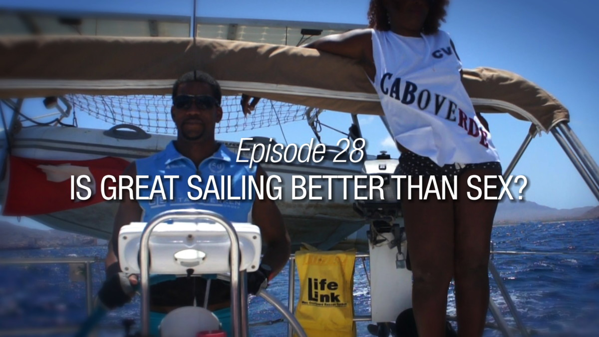 Is A Great Day Of Sailing Better than A Good Time Of Sex?