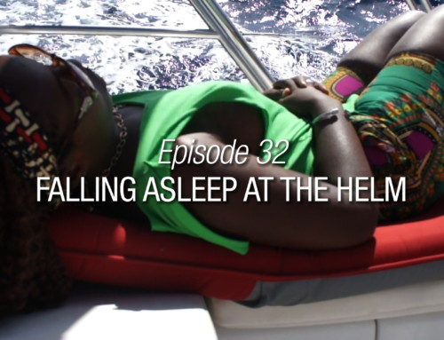 Episode 32 | Falling Asleep At The Helm